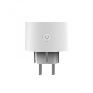 Priza smart Aqara T1, versiune europeana, ZigBee 3.0, 10A, masurare consum, protectii multiple, suport control vocal, extender Zigbee4