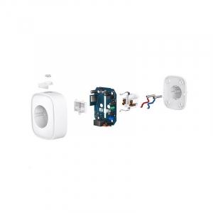 Priza smart Gosund, WiFi 2.4GHz, 2 x USB, acces de la distanta, 16A & 3680W, compatibila Smart Life, Google Home, Alexa [1]