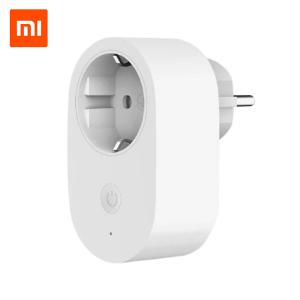 Priza smart WiFi Xiaomi, 16A, 3680W, compatibila Google, Alexa, Mi Home, material ignifug, varianta europeana2