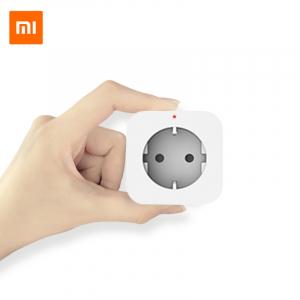 Priza ZigBee Xiaomi pentru kitul smart home european, monitorizare consum, programare, 10A, varianta EU0