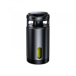 Pachet purificator aer auto Baseus anti-formaldehida, eliminare mirosuri, tester inclus, negru2