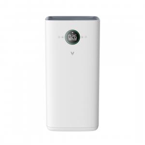 Purificator aer smart Viomi PRO EU, filtru Hepa, ioni de argint, carbon activ, sterilizare UV 99.9%, LED, control prin Mi Home0