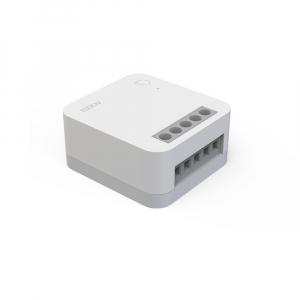 Releu Aqara T1 smart cu nul, versiune europeana, un singur canal, monitorizare consum, ZigBee 3.0, compatibil Google Home, HomeKit4