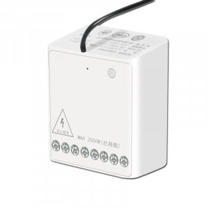 Releu smart Aqara wireless ZigBee, doua canale, ecosistem european, compatibil MI Home, Apple Homekit, Aqara Home1