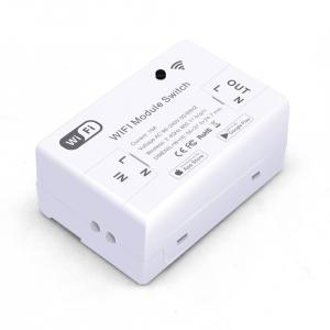 Releu wireless Vhub, 2.4Ghz, 10A, functie cu memorie, control prin aplicatie, compatibil Google, Alexa, IFTTT0