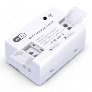 Releu wireless Vhub, 2.4Ghz, 10A, functie cu memorie, control prin aplicatie, compatibil Google, Alexa, IFTTT3