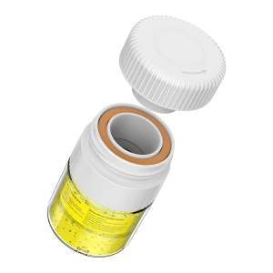 Rezerva pentru device purificare aer & odorizant auto micromolecular Baseus, 100ml [2]