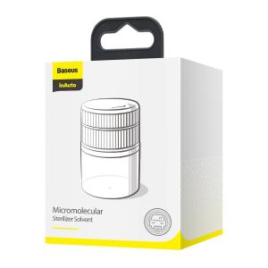 Rezerva pentru device purificare aer & odorizant auto micromolecular Baseus, 100ml [3]