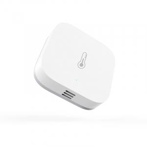 Senzor Aqara monitorizare umiditate, temperatura, presiune, ZigBee, compatibil Homekit, Mi Home, versiune europeana [1]