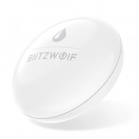 Senzor de inundatie Blitzwolf BW-IS9, ZigBee 3.0, IP64 pentru ecosistemul smart home Tuya & Smart Life0
