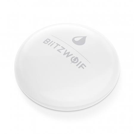 Senzor de inundatie Blitzwolf BW-IS9, ZigBee 3.0, IP64 pentru ecosistemul smart home Tuya & Smart Life1