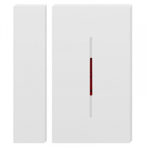 Senzor magnetic Sonoff DW1 pentru usa sau fereastra, 433.92MHz, compatibil hub 433 RF Bridge [0]