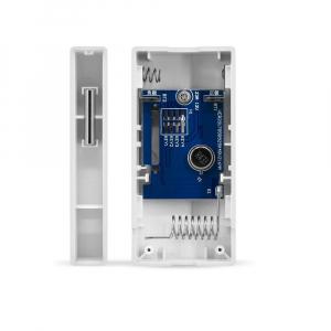 Senzor magnetic Sonoff DW1 pentru usa sau fereastra, 433.92MHz, compatibil hub 433 RF Bridge2