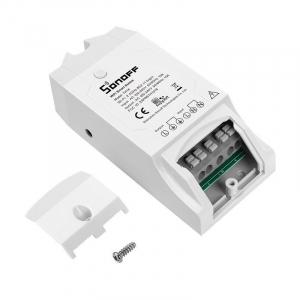 Releu wireless Sonoff TH16, 15A 3500W, pentru automatizare in functie de temperatura sau umiditate3