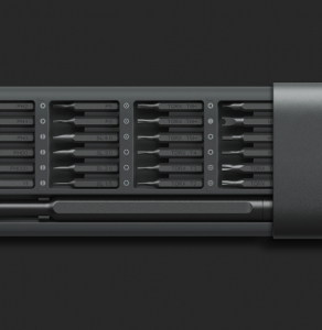 Set surubelnita de precizie Xiaomi Mijia Wiha cu 24 capete cu stocare magnetica1