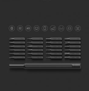 Set surubelnita de precizie Xiaomi Mijia Wiha cu 24 capete cu stocare magnetica3