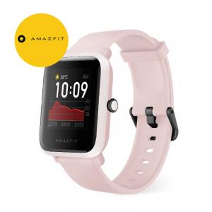 Smartwach Xiaomi Amazfit BIP S, waterproof, 40 zile autonomie, GPS Sony, Biotracker PPG, bluetooth 5.0, warm pink0