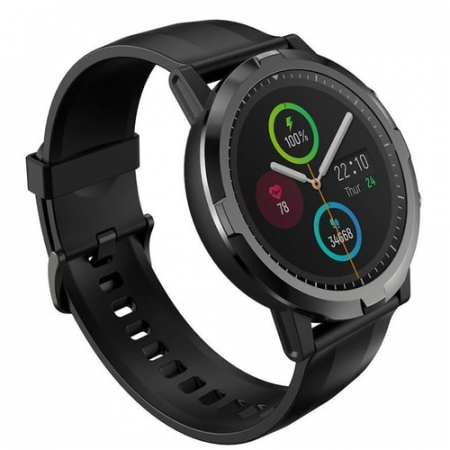 "Smartwatch Haylou RT LS05S, senzor PPG, bluetooth 5.0, tracking 12 sporturi, notificari, display TFT 1.28"", IP68,  15 zile autonomie [2]"
