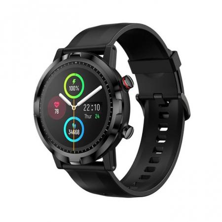 "Smartwatch Haylou RT LS05S, senzor PPG, bluetooth 5.0, tracking 12 sporturi, notificari, display TFT 1.28"", IP68,  15 zile autonomie [0]"