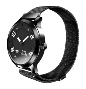 Ceas Lenovo Watch X hibrid, Oled, bluetooth 5.0, 45 zile autonomie, HR, pedometru, waterproof0