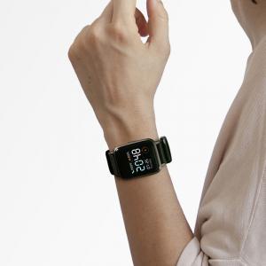 Smartwatch Xiaomi Haylou LS01, IP68 waterproof, 9 moduri sport, bluetooth, notificari, 14 zile autonomie, negru6