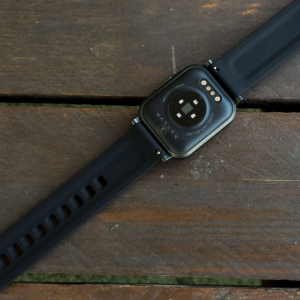 Smartwatch Xiaomi Haylou LS02 resigilat, versiune EU, bluetooth 5.0, 12 moduri sport, 20 zile autonomie, IP68, masurare ritm cardiac2