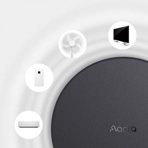Starter KIT smart home Aqara versiune europeana 6 in 1, securitate, notificari, automatizare iluminat, alerta inundatie, WiFi, control IR, Zigbee 3.04