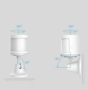 Suport Aqara cu adeziv 3M pentru senzor de miscare Aqara sau Xiaomi1