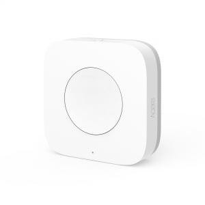 Switch wireless mini Aqara, programabil, ZigBee, versiune europeana, compatibil Apple Homekit, MI Home EU
