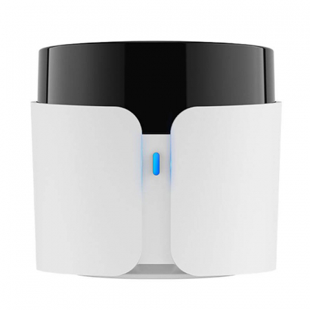 Telecomanda smart universala BroadLink RM4C PRO, 360°, Wi-Fi, acces de la distanta, IR 38KHz, RF 433 MHz, compatibila Google & Alexa0