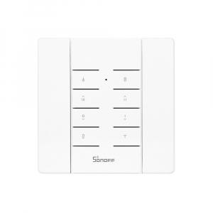 Telecomanda Sonoff RM433 cu suport inclus pentru control device-uri in banda 433 MHz0