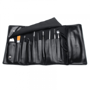 Trusa cu 18 accesorii Wowstick 1+ pentru service telefoane, electronice, husa inclusa1