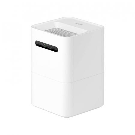 Umidificator de aer Xiaomi Smartmi generatia a 2-a, 260 ml/h, rezervor 4 L, Wi-Fi, LED, compatibil Mi Home EU1