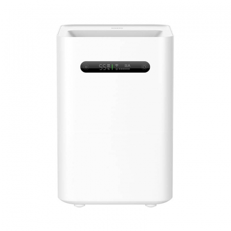 Umidificator de aer Xiaomi Smartmi generatia a 2-a, 260 ml/h, rezervor 4 L, Wi-Fi, LED, compatibil Mi Home EU0