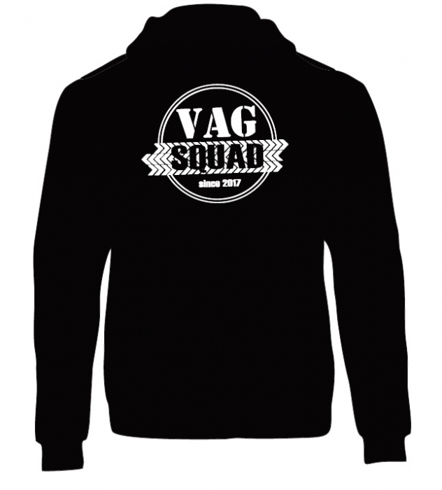 Hanorac unisex VAG Squad [0]