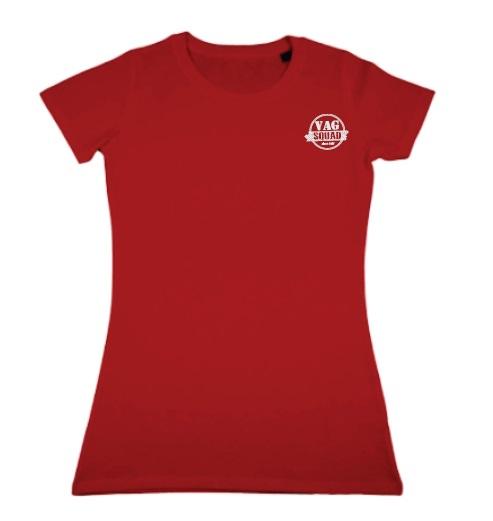Tricou VAG Squad - RED [0]