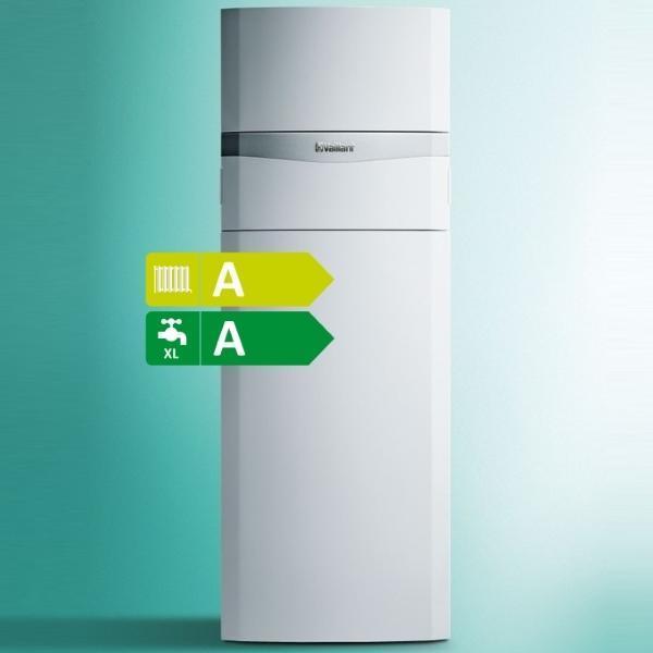 ecoCOMPACT VSC 266/4-5 26kW + BOILER 196,5 L centrala termica in condensatie VAILLANT 0