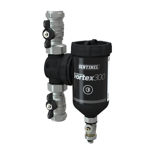 Filtru anti-magnetita pentru centrale termice Sentinel Eliminator Vortex 300 0