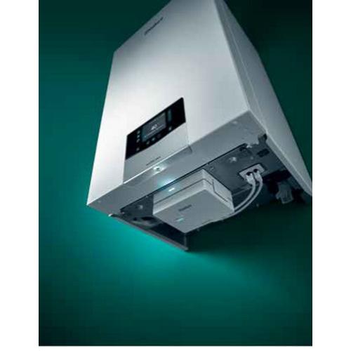 Centrala termica in condensatie, 27 kw, cu boiler incorporat 20 l, Vaillant ecoTEC plus VUI 32CS/1-5 [3]
