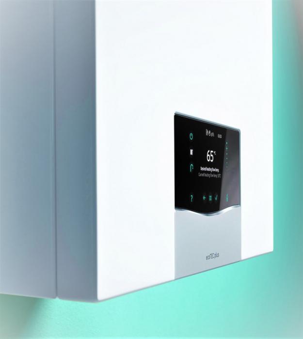 Centrala termica in condensatie, 27 kw, cu boiler incorporat 20 l, Vaillant ecoTEC plus VUI 32CS/1-5 [1]