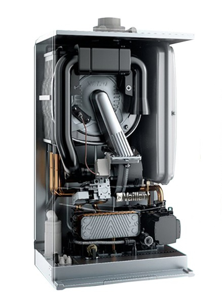 VAILLANT ecoTEC pure VUW 286/7-2, 26,1 kW centrala termica in condensatie - Incalzire + A.C.M. 6