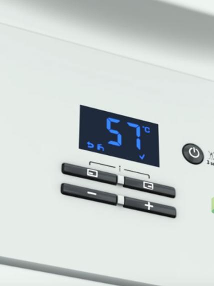 VAILLANT ecoTEC pure VUW 236/7-2, 20,2 kW centrala termica in condensatie - Incalzire + A.C.M. 5