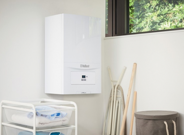 VAILLANT ecoTEC pure VUW 286/7-2, 26,1 kW centrala termica in condensatie - Incalzire + A.C.M. 3
