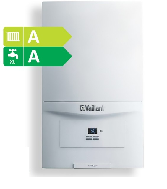 VAILLANT ecoTEC pure VUW 236/7-2, 20,2 kW centrala termica in condensatie - Incalzire + A.C.M. 0