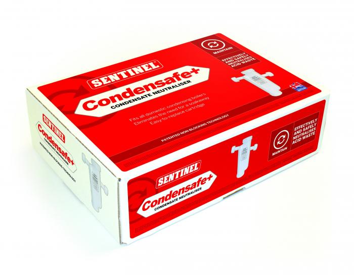 Neutralizator de condens CONDENSAFE+ pentru centrale murale pana la 1200L 1