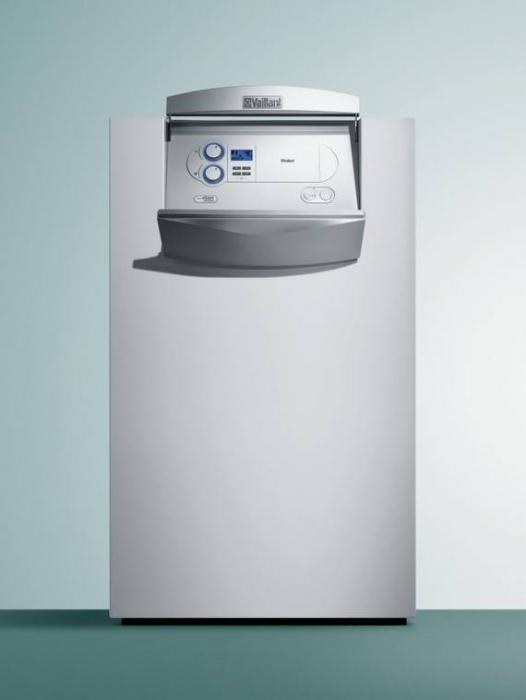 Cazan de pardoseala in condensare ecoCRAFT exclusiv VKK 2006/3-E-HL, 200 kW, Incalzire 0