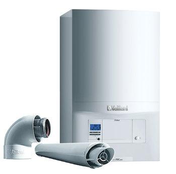Centrala termica in condensatie VAILLANT ecoTEC plus VUW INT II 346/5-5, 31,8kW - Incalzire + A.C.M. 0