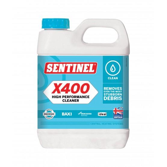 Sentinel X400 Agent de restaurare pentru sisteme de încălzire centrală 1L 0