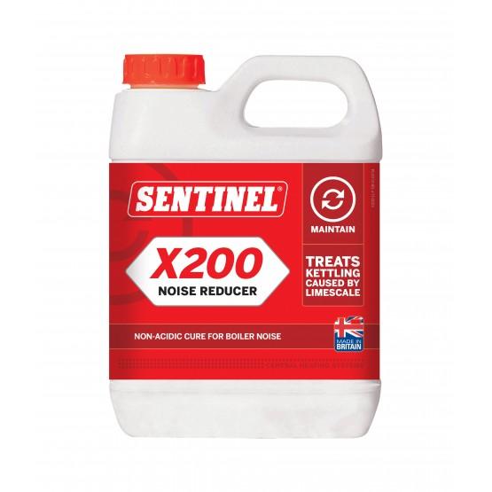 Sentinel X200 Inhibitor de zgomot pentru sistemele centrale de incalzire 1L 0