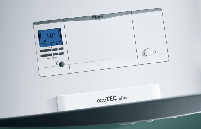 Centrala in condensatie VAILLANT ecoTec plus VU OE 1006/5-5 - 100Kw Incalzire 1
